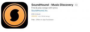 اپلیکیشن SoundHound